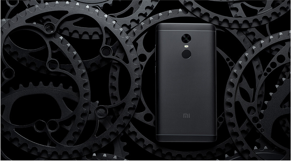 Xiaomi Redmi Note 4 pro 3Gb/32Gb Black Edition